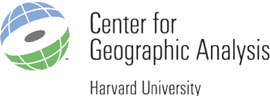 Center for Geographic Analysis - Harvard University